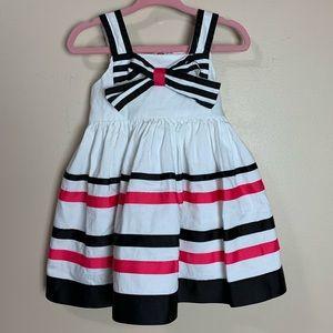 Baby girls 12 month semi formal dress Rare Edition